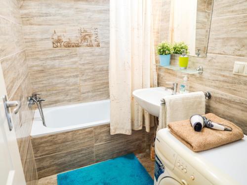 Un baño de Vagohid30 Apartment