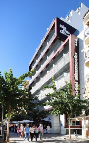 Hotel Alameda, Benidorm – Precios actualizados 2019