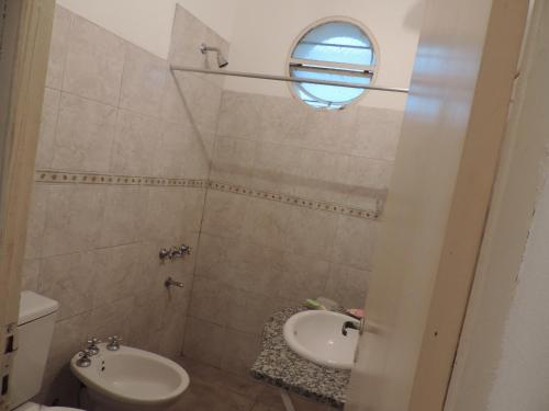 Un baño de Urquiza house