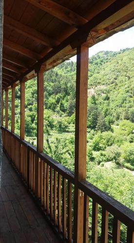 Μπαλκόνι ή βεράντα στο Antoniou Guesthouse