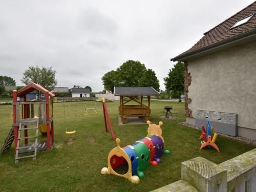 Children's play area at Haus Drachenflieger - Fewo 6 Kerstin