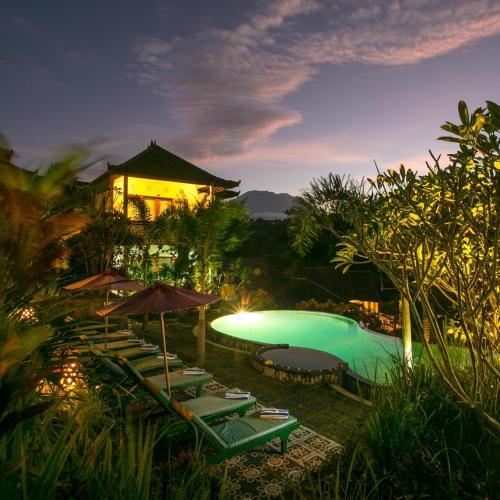 Teras Bali Sidemen Bungalow and Spa