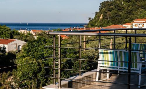 Μπαλκόνι ή βεράντα στο Verde Villas