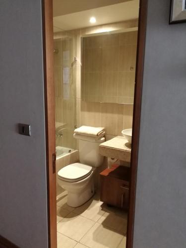 Un baño de Providencia Apart
