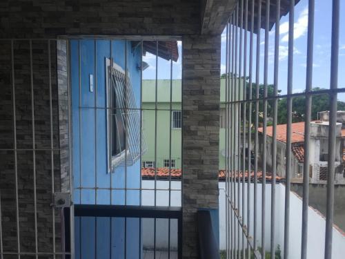 Uma varanda ou terraço em Parque das Orquideas Itamaraca PE