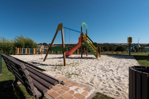 Children's play area at Marina Garden Albufeira