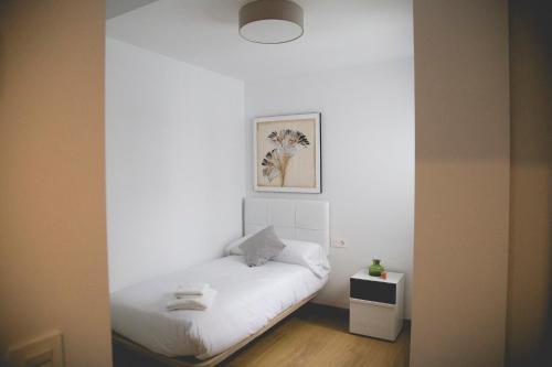 Un ou plusieurs lits dans un hébergement de l'établissement Be Free Granada