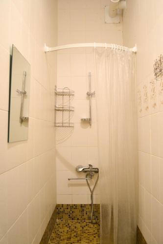 Ванная комната в Хостел Удача