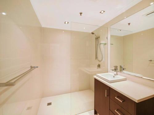 A bathroom at Excluza