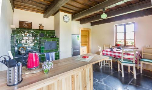 Restoranas ar kita vieta pavalgyti apgyvendinimo įstaigoje Stara Chata