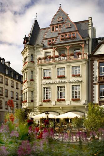 Hotel Roemischer Kaiser Trier Germany Booking Com