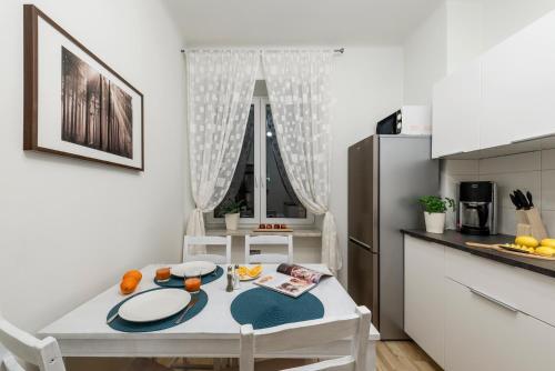פינת אוכל בדירה