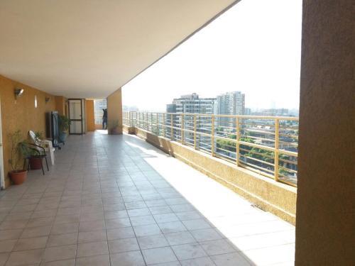 Un balcón o terraza de Edificio Villaseca