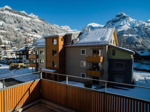 Apartment TITLIS Resort Wohnung 921 during the winter