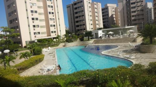 The swimming pool at or near Blue Ville Cond Club