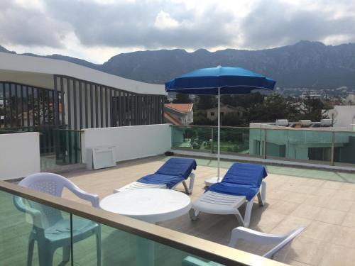 Un balcón o terraza de Prestige Studios