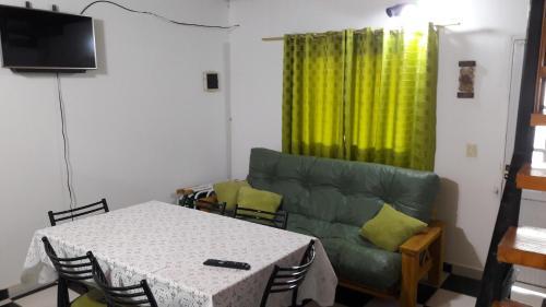 Un lugar para sentarse en Apartamento Duplex Iguazu Falls