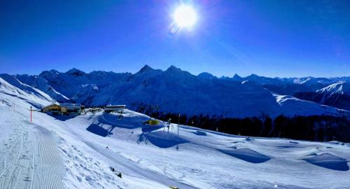 Ski holiday accomodation during the winter
