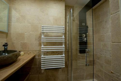 le 29 tesisinde bir banyo