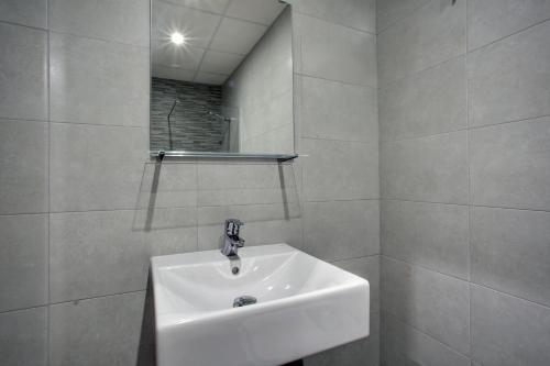 A bathroom at Lewis&Peter Apartments Los Remedios