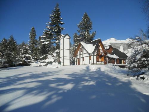 Cerro catedral snow durante el invierno