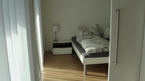 Un ou plusieurs lits dans un hébergement de l'établissement Tertianum Mitteldorfpark