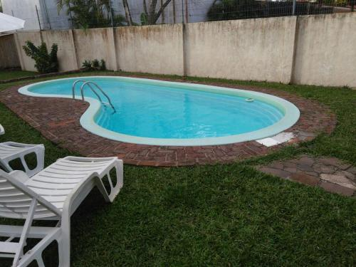 The swimming pool at or near Casa Torres