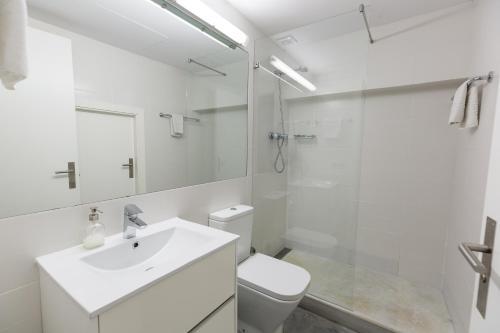 A bathroom at Weflating Park Güell