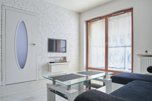 Area tempat duduk di D&A Apartments Old Town