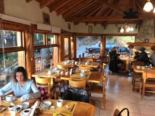 Un restaurant u otro lugar para comer en Vista Panorámica