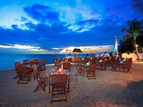 Ресторан / где поесть в Punyapha Beach Villa