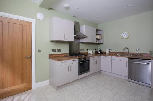 A kitchen or kitchenette at Blairmore Farm