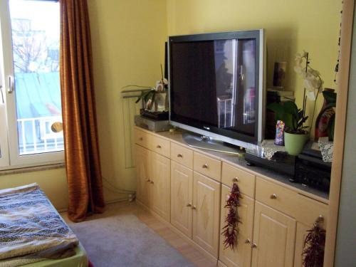 TV/Unterhaltungsangebot in der Unterkunft Privatwohnung