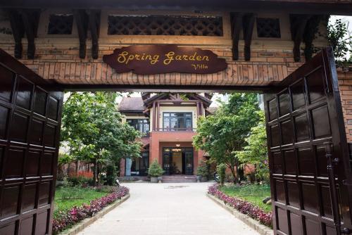 Spring Garden Villa