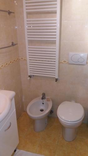 A bathroom at San Sebastiano Apartment