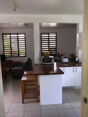 A cozinha ou kitchenette de Marine Cup