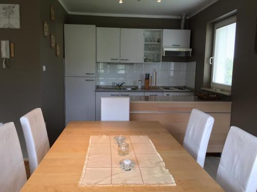 Kjøkken eller kjøkkenkrok på Family getaway