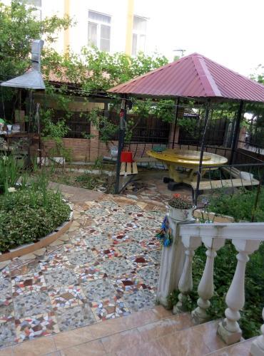 Banquet facilities at the homestay