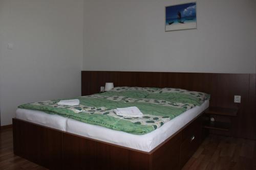 Кровать или кровати в номере Privat Arcadia