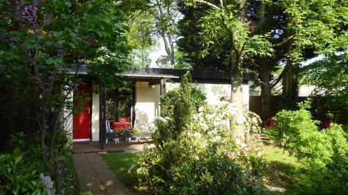 Jardin de l'établissement Garden Studio Chantilly