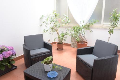 Area soggiorno di Caselita