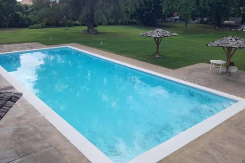 The swimming pool at or near Cool Green