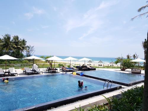 The Ocean Villas,3 Bedrooms,Private pool