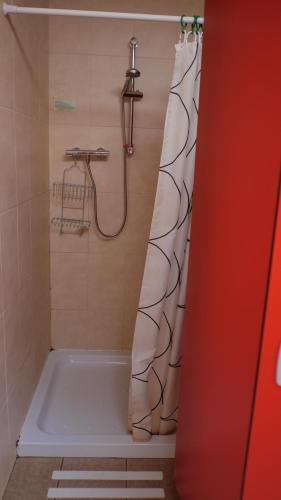 A bathroom at Bank House Farm