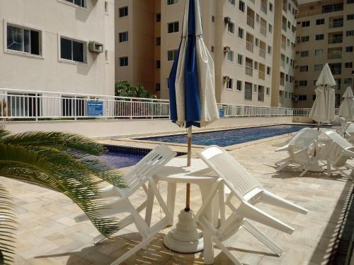 The swimming pool at or near Aracaju - Sergipe - Brasil