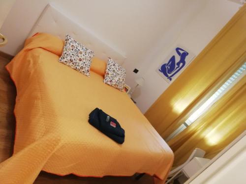 Letto o letti in una camera di House Katia