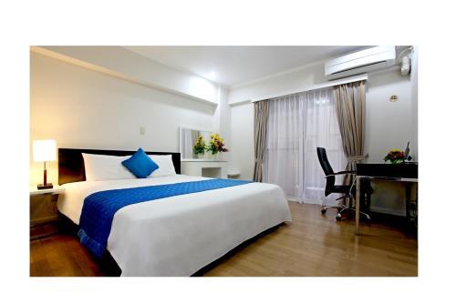 Saigon Sky Garden Serviced Apartments