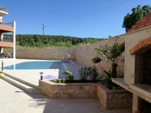 The swimming pool at or close to Hvar-Holiday Apartments
