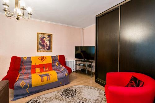 Гостиная зона в MaxRealty24 Udaltsova 39