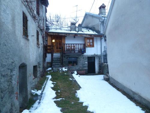 La Chiocciola during the winter